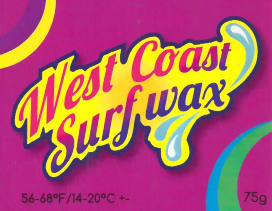 coolwater surfwax